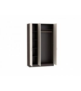 Шкаф 3-х створчатый Бася ШК-554
