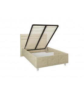 Кровать с подъемным механизмом Валенсия на ножках 1,4м